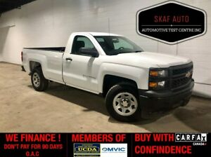 2015 Chevrolet Silverado 1500 REGULAR CAB! LONG BOX! V6! WE FINA