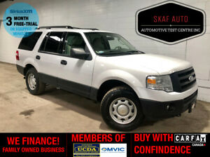 2011 Ford Expedition 4X4! POLICE PACKAGE! ONE OWNER!