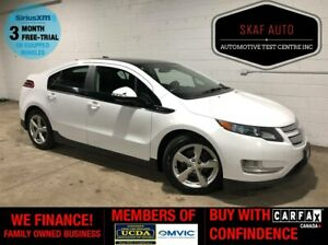 2012 Chevrolet Volt Electric HALF ELECTRIC/HALF GAS! ONE OWNER!