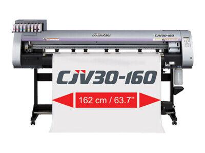 Mimaki Large Format Printercutter Cjv30-130