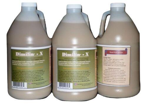 Dimilin -X Koi & Goldfish Treatment: Anchor Worm, Fish Lice flukes diflubenzuron