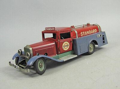 Lot 18098 - Rarität! Märklin Standard Tankwagen 1106 P aus den 1930ern