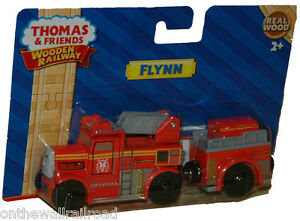 FLYNN-Thomas-Tank-Engine-Wooden-Railway-NEW-IN-BOX-Day-Diesel