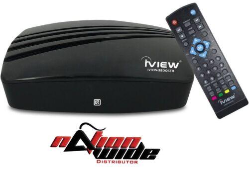 IVIEW-3200STB Multimedia Converter Box. Digital to Analog