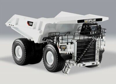 Cat Caterpillar 1:50 scale White Limited Edition Off Highway Truck 55243 Norscot