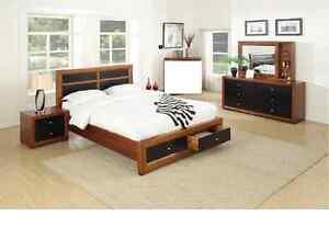 QUEEN SIZE COMPLETE BEDROOM SUITE ( Brand new) Penrith Penrith Area Preview