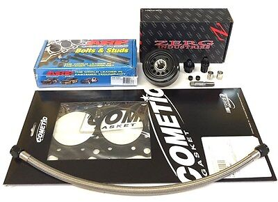 Zerg VTEC FULL Conversion Kit 84mm Gasket ARP 208-4303 LS VTEC B20 VTEC B18 B16  for sale  USA