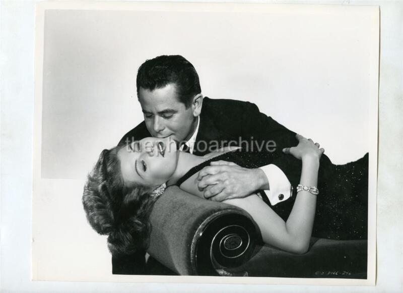 GLENN FORD RITA HAYWORTH AFFAIR IN TRINIDAD 1952 VINTAGE PHOTO 135W