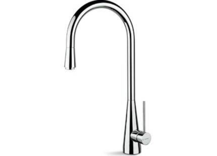 BLANCO SINGLE LEVER SINK MIXER TAP - KITCHEN Made in Italy