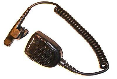 Motorola Xts 2500 Xts 3000 Remote Speaker Microphone Rmn 5038a