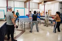 Oshawa Table Tennis Club