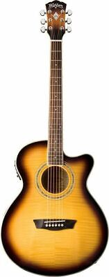 Washburn Festival Series EA15 Acoustic Electric Guitar *Tobacco Burst*