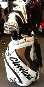 Golf Clubs RH Cleveland Full set New Grips Excellent Condition Bundoora Banyule Area Preview