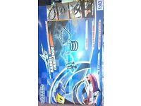 Electric power road racing set