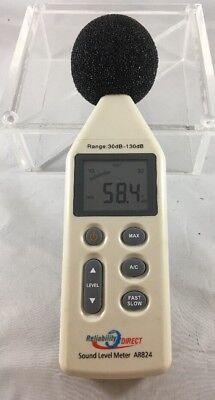 Smart Sensor Ar824 Noise Sound Level Meter Tester 30130db Noise Analyzer E42