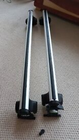 LEXUS Badged Thurle Locking Roof Bars – to fit Lexus IS 300h