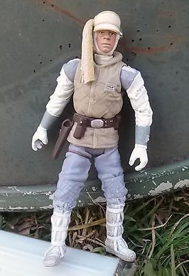 2003 Hasbro Star Wars ESB Hoth Attack Luke Skywalker Action Figure