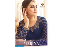 SF MARINA VOL-3 WHOLESALE INDIAN GOWNS DRESSES