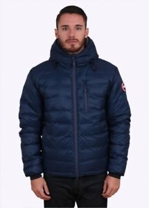 Wanted: Canada Goose Lodge Hoody (Men's, medium, blue)