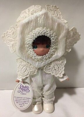 Mint PRECIOUS MOMENTS Doll Collection 2005 Let It Snow Snowflake # 2101