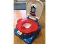 Thomas toilet training