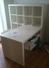 Bookcase and desk combo Mindarie Wanneroo Area Preview