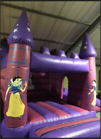 Small bouncy castle business
