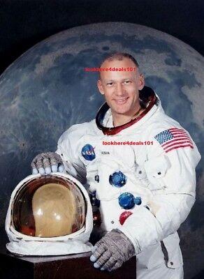 BUZZ ALDRIN Photo 8x10 Astronaut NASA Space Apollo 11 Memorabilia Collectibles