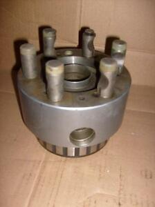 50 mm Crawford Collet chuck  camlock spindle mount