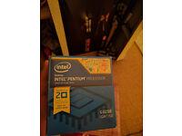 Intel Pentium Processor CPU G3257 LGA1150 (Huge overclockering potential)