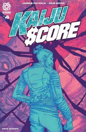 Kaiju Score #1-4 | Select A & 1:15 Covers | Aftershock Comics NM 2021
