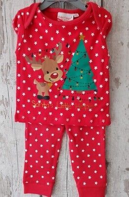 y / Toddler Christmas Pyjamas / Sleepwear / Nightwear  (Baby Girl Christmas Pyjamas)
