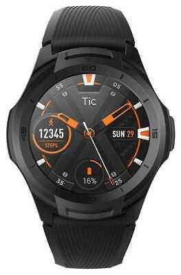 TicWatch   S2   Reloj Inteligente De 131585-WG12016-BLK Relojes