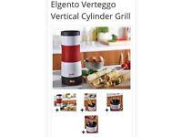 Elgento Verteggo Vertical Cylinder grill
