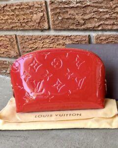 1a311b42c069 Louis Vuitton Vernis Leather Pouch