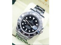 Rolex submariner brand new with box and papers £300