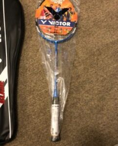 (Brand New) Victor badminton racquets with cases