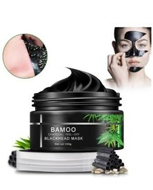 Charcoal Blackhead Mask Deep Skin Clean Peel Off Blackhead