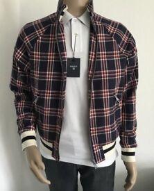 Gant XL men's fence jacket, 100% genuine