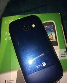 Mobile Phone - Doro PhoneEasy 632