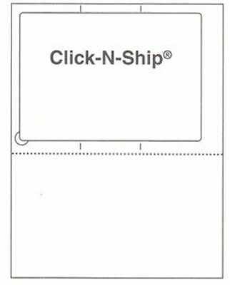 500 Click-N-Ship Works with United States Postal Service (USPS.com)