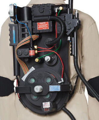 Ghostbusters Proton Pack Deluxe Replica Spirit Halloween Lights & Sounds