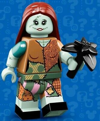 LEGO SALLY NIGHTMARE MINIFIGURE THE DISNEY MINIFIGURES SERIES 2 - 71024 # 15