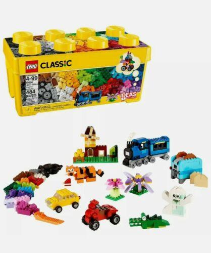 Lego Lego Medium Creative Brick Box, Lego Classic, 10696, 484 Pieces, BRAND NEW - $39.99