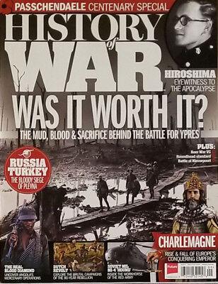 HISTORY OF WAR MAGAZINE WAS IT WORTH IT? HIROSHIMA RUSSIA VS TURKEY EYEWITNESS..