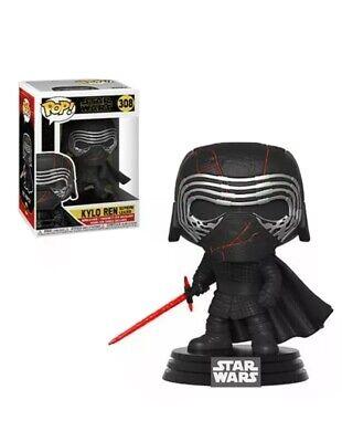 Funko Pop Star Wars™ #308 The Rise of Skywalker: Kylo Ren Supreme Leader