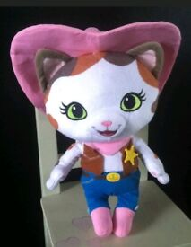 Sheriff callie plush toys