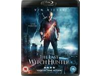 The last witch hunter bluray