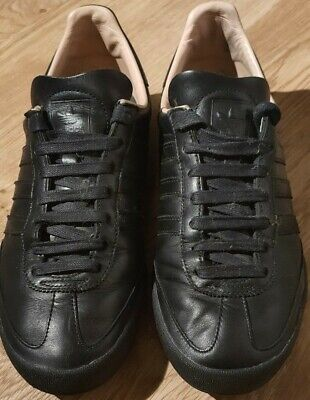 Adidas Jeans Trainers Size 9 (black)