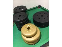 £1.50 per kg weight plates
